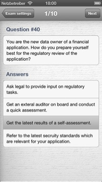 AnswerIT iPhone App - Example Questions